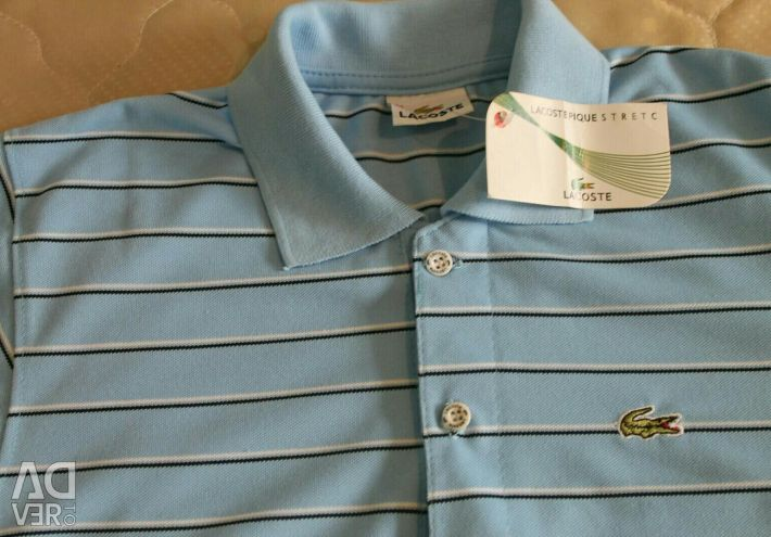 New polo shirt size 46-48
