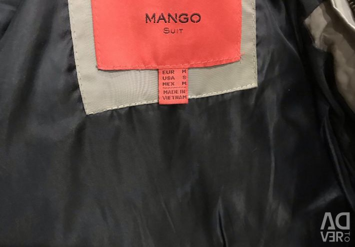Mango aşağı ceket