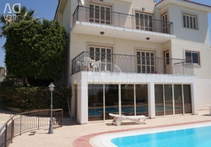 House Detached in Green Area Limassol