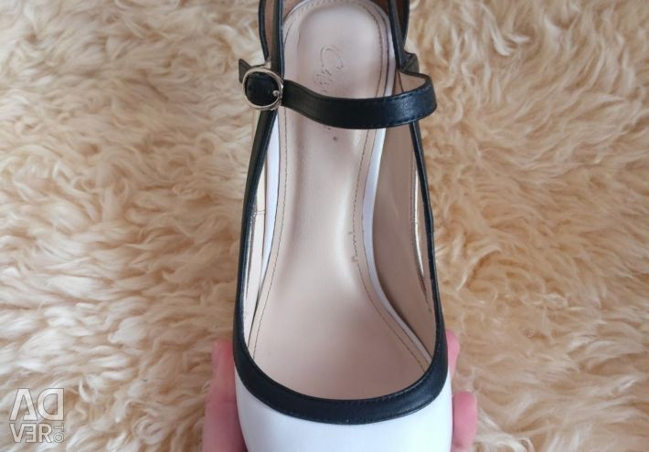 Calipso shoes leather