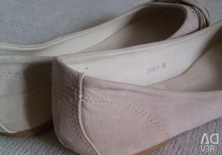 Παπούτσια Μπαλέτου, p-39 (38)