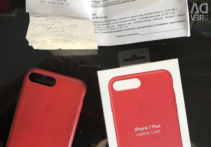 Чохол на IPhone 7