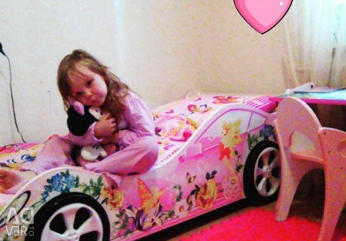Mașină de pat