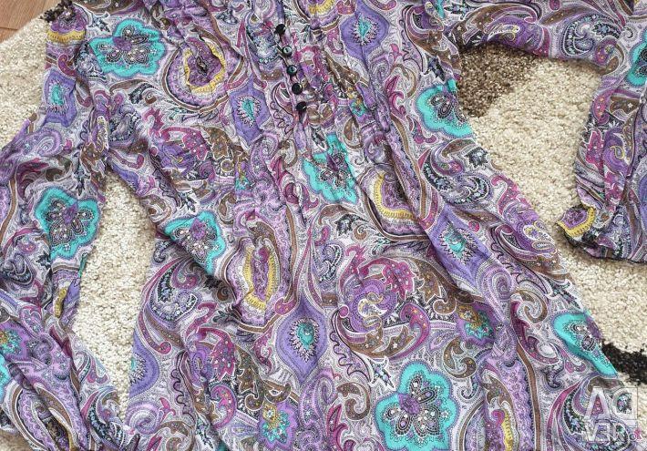 Блузки разные 50-52