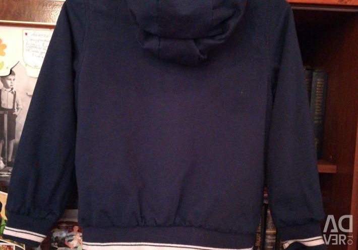 Двостороння куртка, 4-5 років