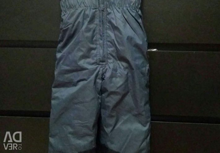 Overalls new for the girl