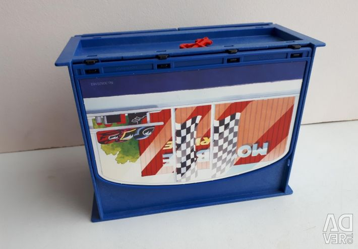 Playmobil 6157 atelier de motociclete