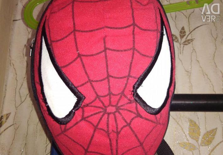 Рюкзак дитячий людина - павук