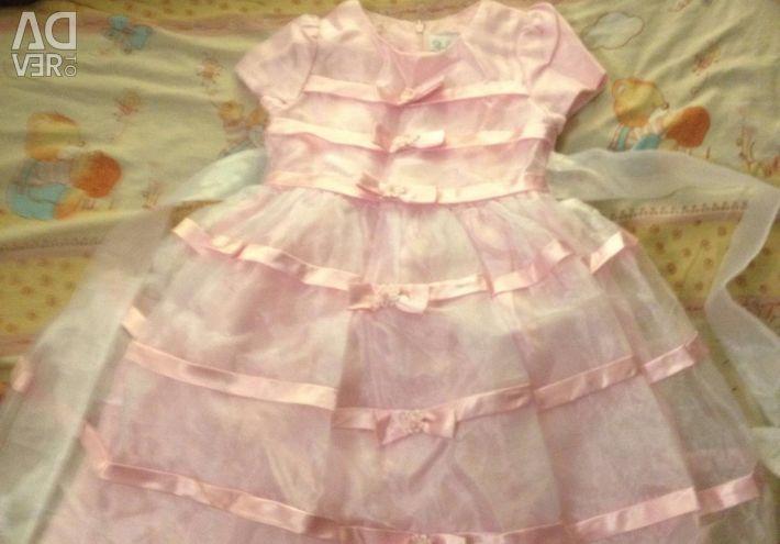 Elbise çocuk şenlikli