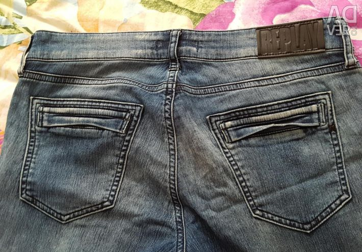Jeans Repley see profile, bargaining
