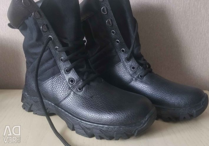 Summer boots (ankle boots), special