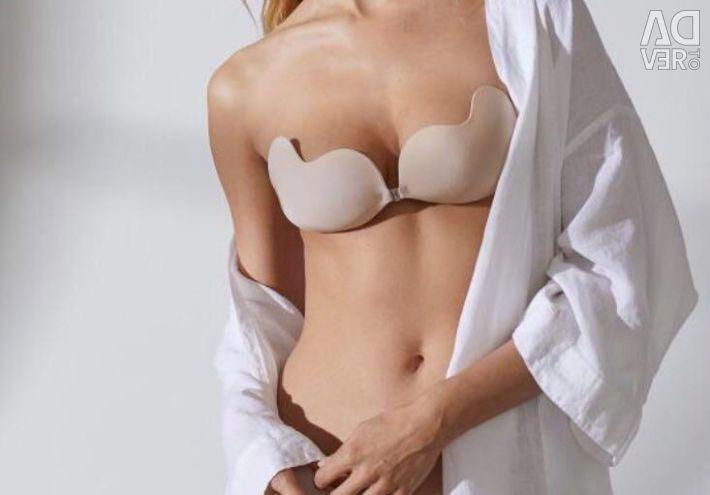 Self-adhesive bra B / C