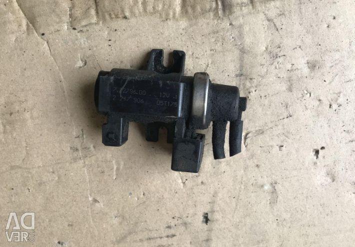 Клапан електромагнітний BMW E60 / E61 E53 E87 / E81