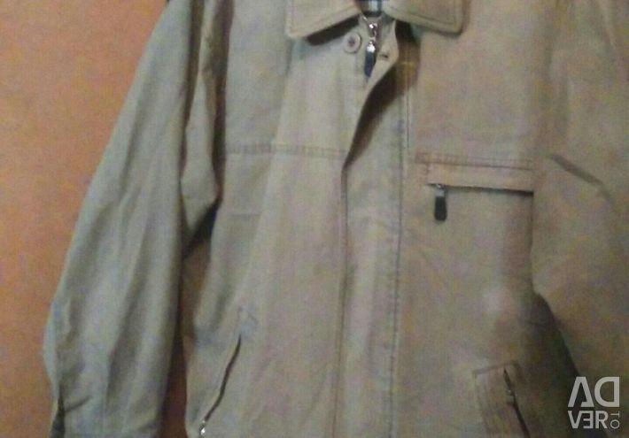 Jacket Windbreaker straight