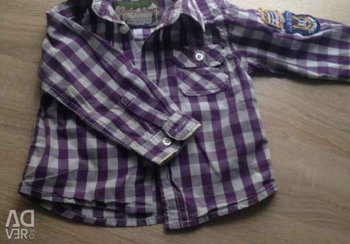 Shirt 6-9 luni.