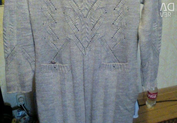 Rochie tricotaje noi!