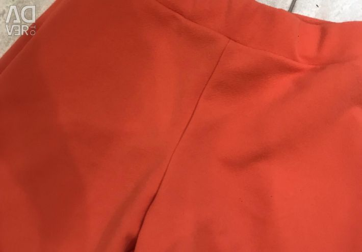 Πορτοκαλί παντελόνια