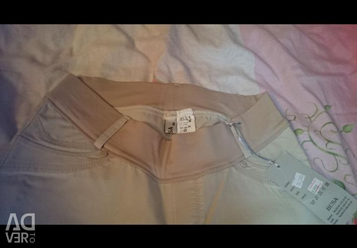 Trousers new for pregnant women 44-46