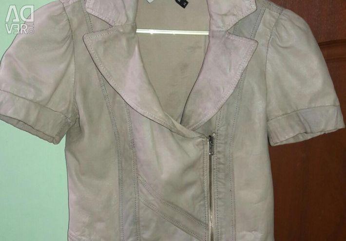 Ceket Hakiki Deri