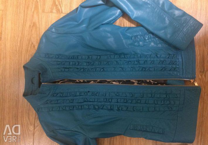 Jacket leatherette