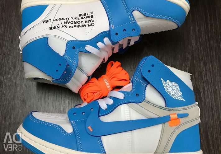 Nike Air Jordan 1 Retro x Off White