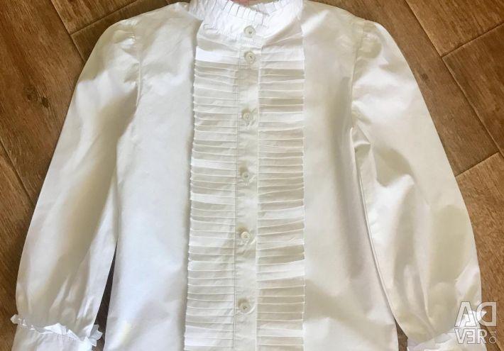 New school blouses