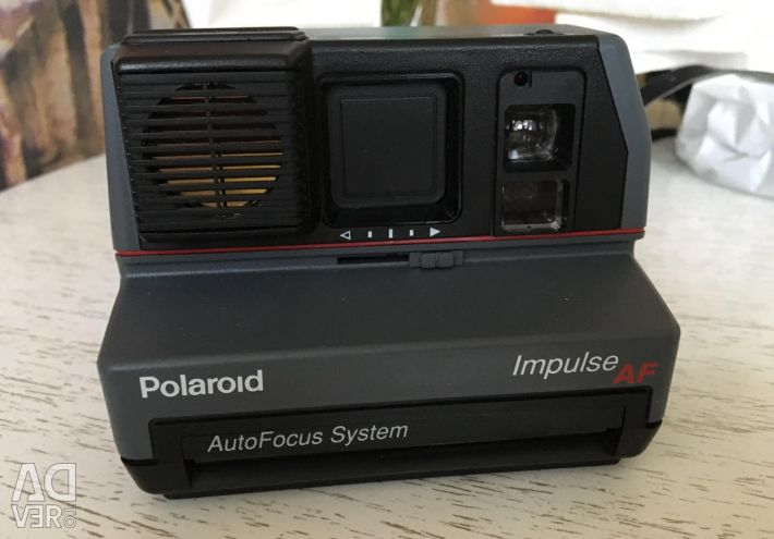 Polaroid моментальный