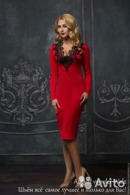Dress new, August Van der Waltz, handmade