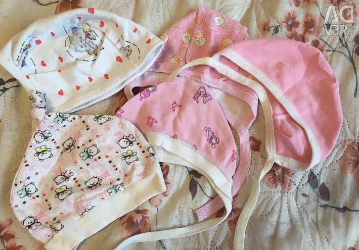 Package of things for baby from 0 to 2 months
