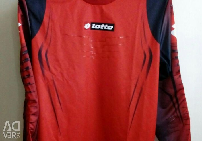 Goalkeeper T-shirt Lotto (L)