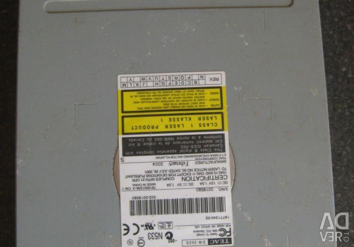 TEAC DVD drive