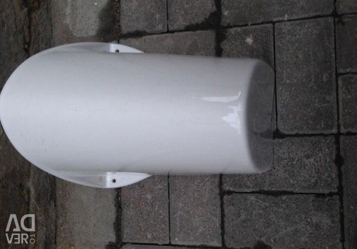 Semi-pedestal for the shell