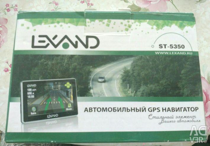 GPS yönlendirici LEXAND ST-5350
