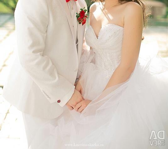 Wedding Dress Cabbiano
