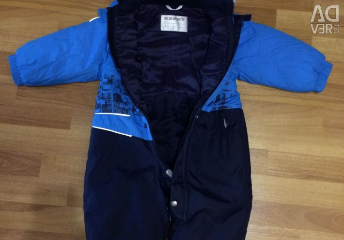 Jumpsuit Kerry winter