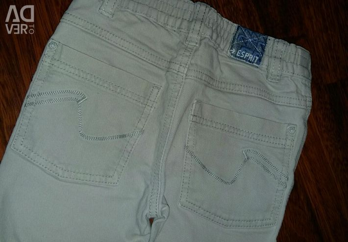 Jeans for boy, height 104