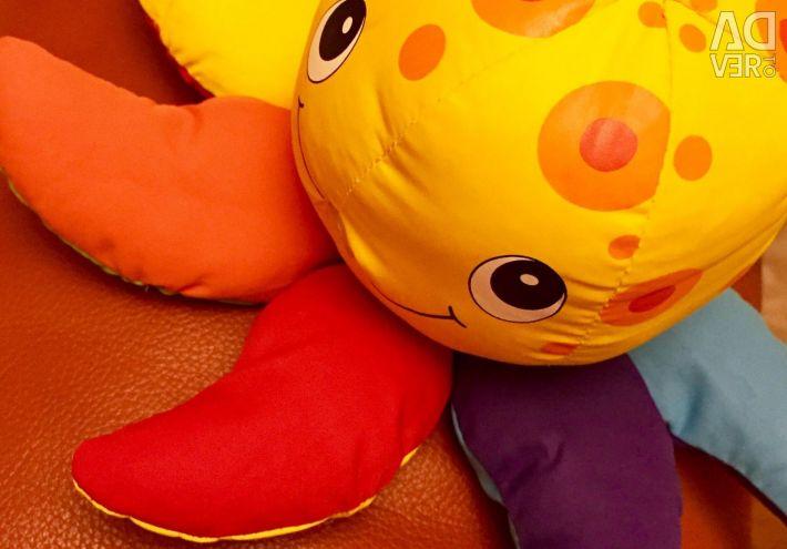 Yumuşak oyuncaklar