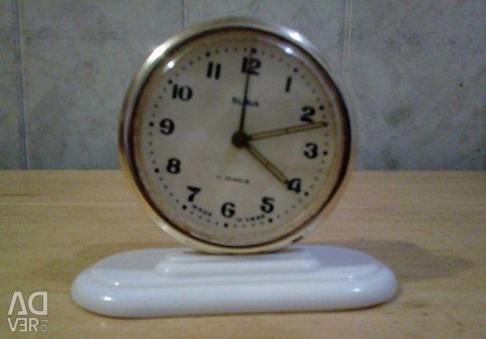 Clock. alarm clock. the USSR