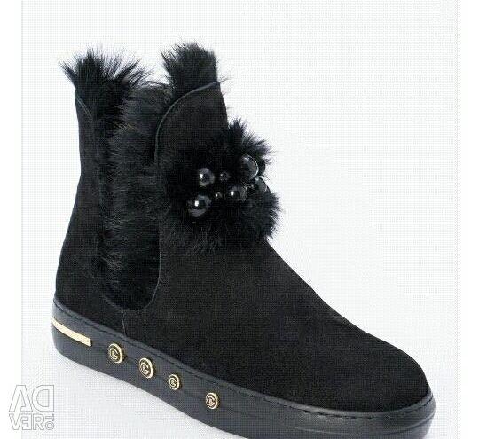 Noi cizme de iarna Baldinini