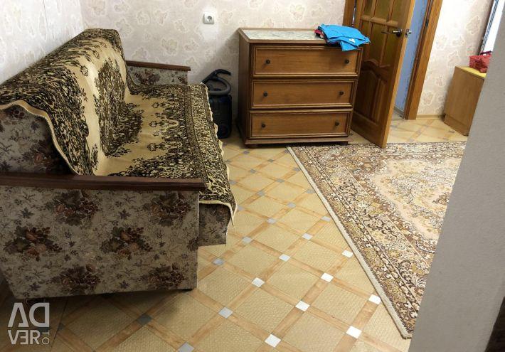 Apartment, 4 rooms, 58 m²