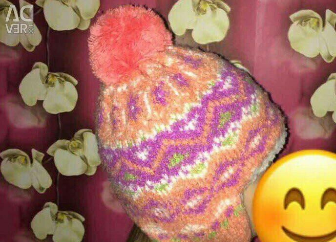 Winter hat.