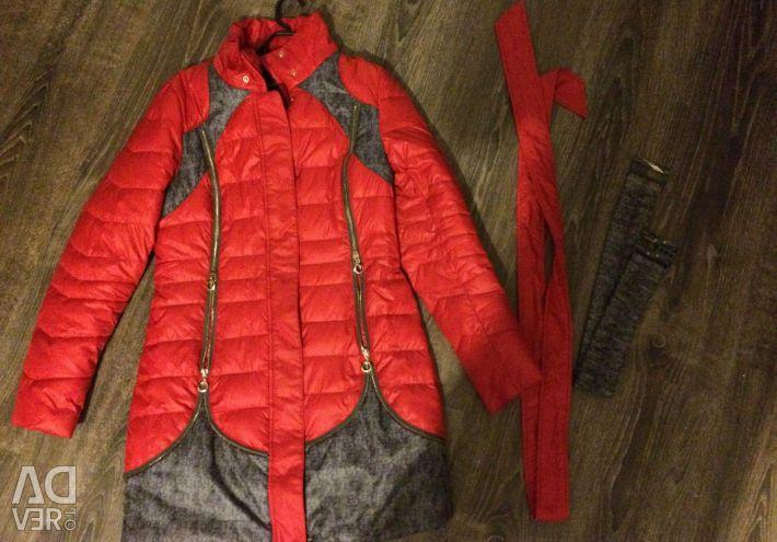 Yeni parlak ceket