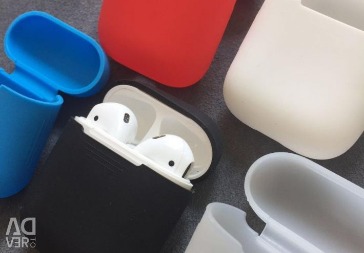 Silicone Covers for AirPods