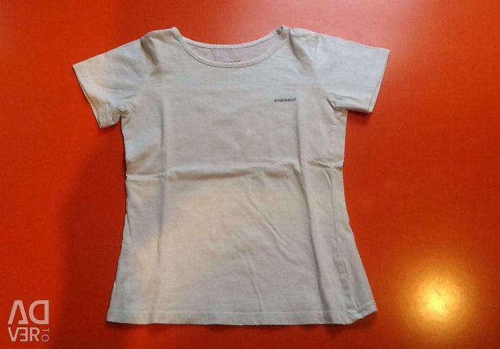 T-shirts for girls 122-128 cm