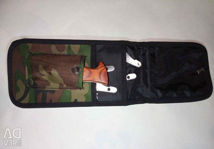 5 in 1 Survival Kit