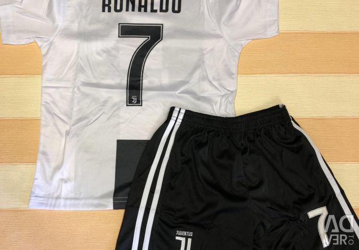 Футбольные формы Ювентус,Роналду,новые.