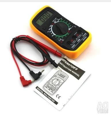 Multimeter XL830L backlit screen new