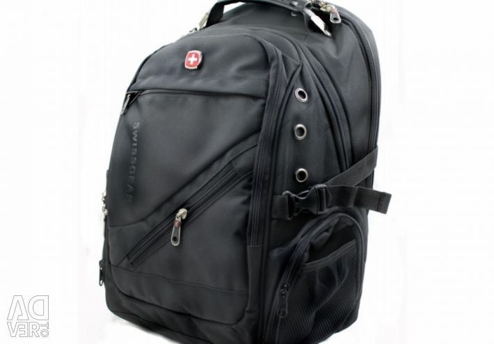 Swissgear waterproof backpack