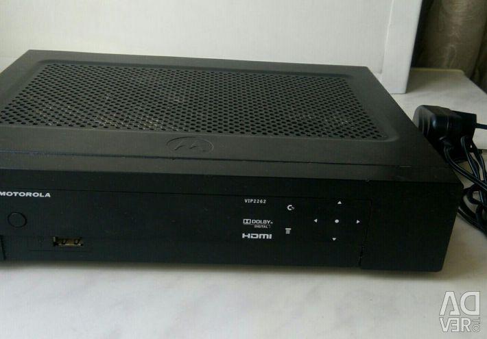 Digital prefix Motorola (Beeline) 320GB