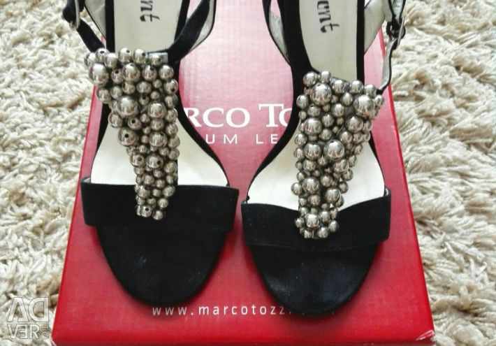 Paolo conte sandals